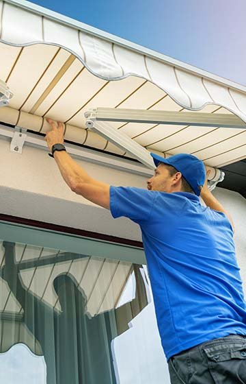Awnings Cleaning aberdeen